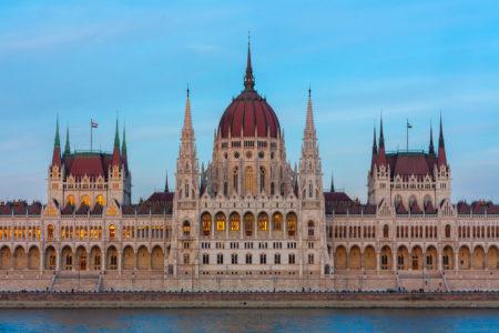 Roman Kozák | fotograf | Budapešť | Budapest Parlament Orszaghaz