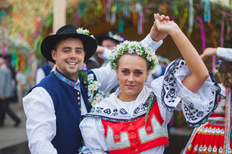 Hody Neslovice 2017 Reportaz Tanec Beseda | Reportáže | Roman Kozák