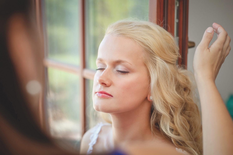 Martina Pavel Svatba Pripravy Makeup | Svatby | Roman Kozák
