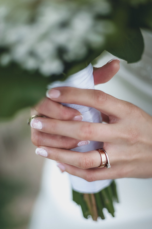 Alena Ales Svatba Kytice Snubni Prsteny Helioring | Svatby | Roman Kozák