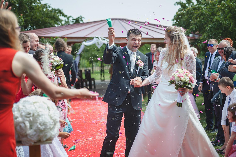 Alena Ales Svatba Po Obradu Ryze Rakvice | Svatby | Roman Kozák