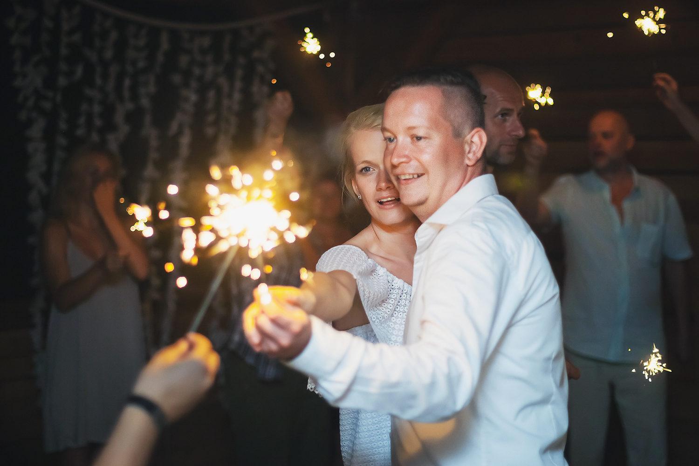 Martina Pavel Svatba Tanec Prskavky | Svatby | Roman Kozák
